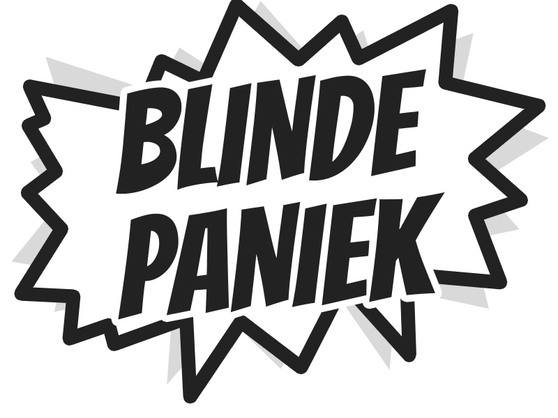 Blinde Paniek